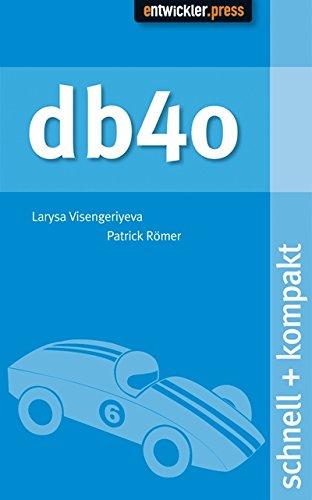 9783939084037: db4o. schnell + kompakt