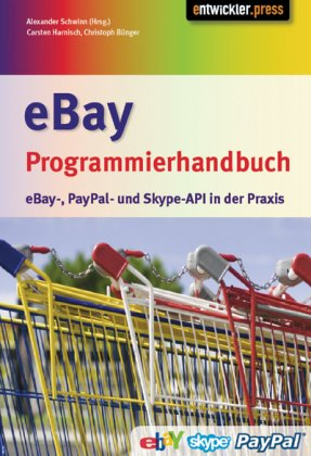 9783939084938: Das eBay Programmierhandbuch