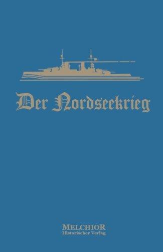 9783939102243: Der Nordseekrieg