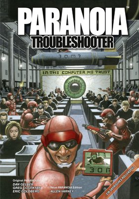 9783939212027: Paranoia Troubleshooter