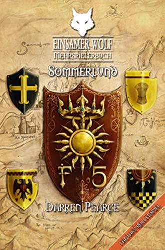 Einsamer Wolf Mehrspielerbuch 4 - Sommerlund. Tl.4 : Ein Fantasy-Rollenspiel in der Welt des Einsamen Wolf - Joe Dever