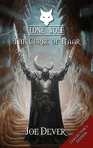 9783939212539: Lone Wolf 20 - The Curse of Naar