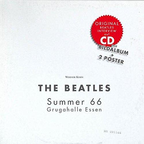 9783939283041: The Beatles - Summer 66: Grugahalle Essen