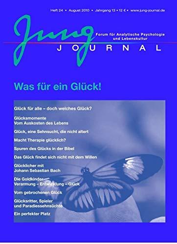 Jung Journal 24: Was für ein Glück!: Lutz Dr. Müller