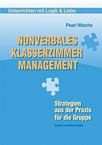 9783939359906: Nitsche, P: Nonverbales Klassenzimmer Management