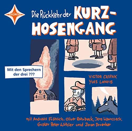 9783939375258: Die Rückkehr der Kurzhosengang (6 CD)