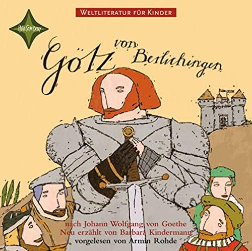 9783939375289: Götz von Berlichingen