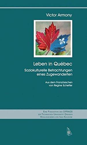 9783939381341: Leben in Quebec