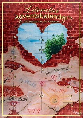 9783939385011: Literatur-Adventskalender. 24 Geschichten für Verliebte