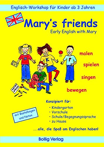 9783939412007: Mary's friends: Early English with Mary
