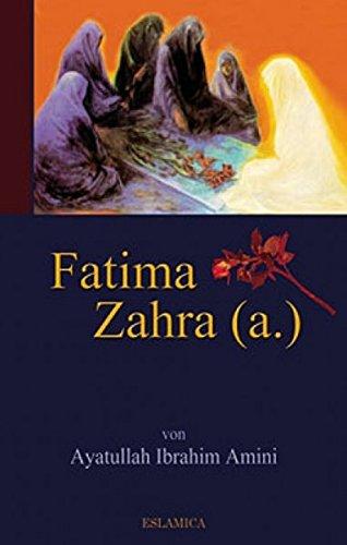 9783939416746: Fatima Zahra (a.)