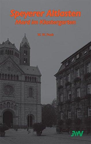 9783939434092: Speyerer Altlasten: Mord im Klostergarten