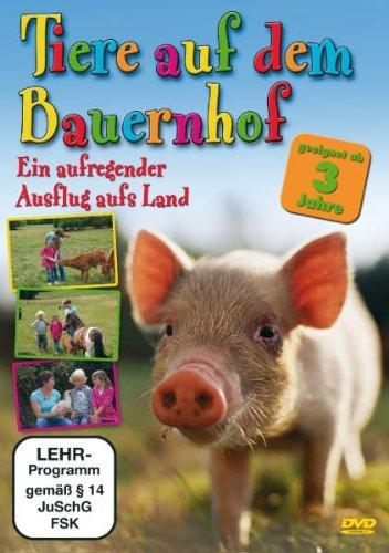 Tiere auf dem Bauernhof - Ein aufregender Ausflug aufs Land - Various