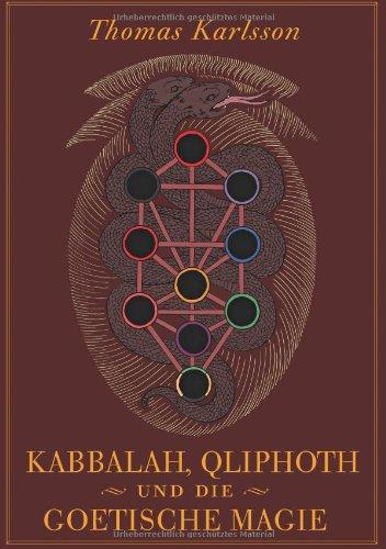 9783939459019: Kabbalah, Qliphoth und die Goetische Magie (Broschiert)