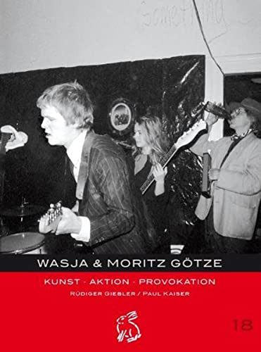 9783939468318: Wasja und Moritz Götze