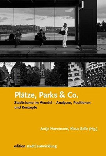 9783939486480: Plätze, Parks & Co