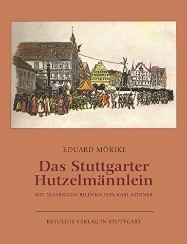 9783939500421: Das Stuttgarter Hutzelmännlein