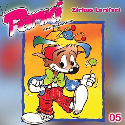 9783939506058: Panki aus Pankanien / Zirkus Larifari