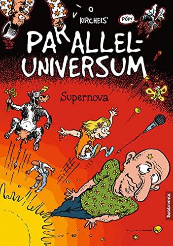 9783939509813: Paralleluniversum 3: Supernova