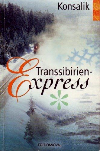 9783939532088: Transsibirien-Express