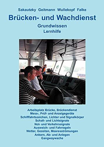 9783939533900: Br�cken- und Wachdienst: Grundwissen - Lernhilfe
