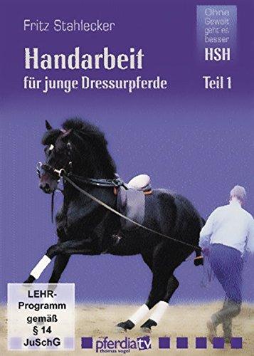 9783939547006: Handarbeit für junge Dressurpferde 01: Grundlagen [Alemania] [DVD]