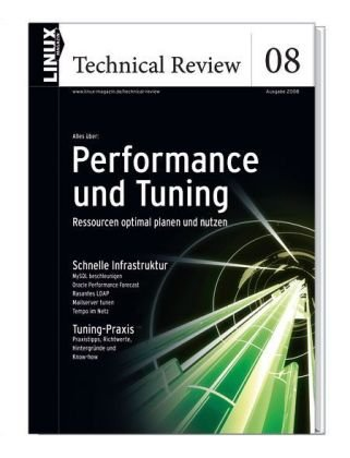 9783939551102: Linux Technical Review 08: Performance und Tuning