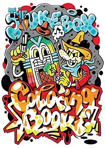 The Jukebox Coloring Book: Jukebox Cowboys