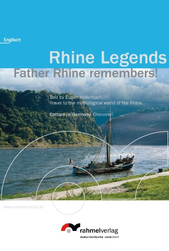 9783939592075: Rhine Legends (englische Ausgabe) Father Rhine remembers!