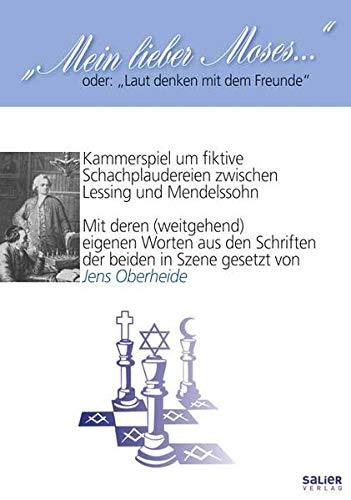 """Mein lieber Moses ."""": oder: """"Laut denken: Jens Oberheide"""