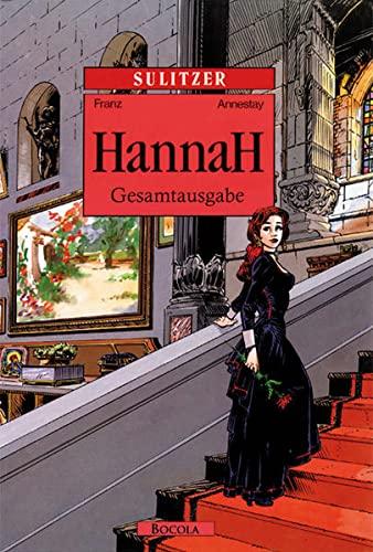 HannaH: Nach einem Roman von Sulitzer, Paul-Loup.: Franz Drappier; Jean