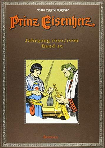 9783939625506: Prinz Eisenherz / Jahrgang 1989/1990