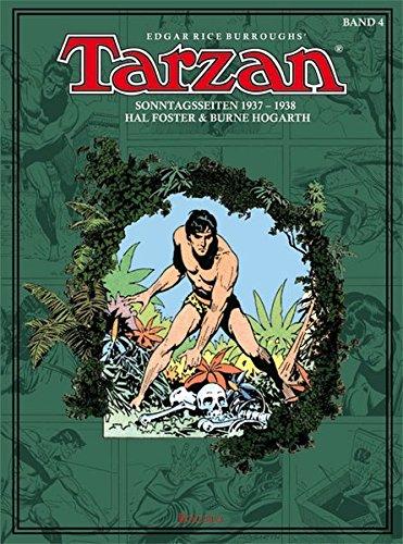 9783939625643: Tarzan. Sonntagsseiten / Tarzan 1937 - 1938
