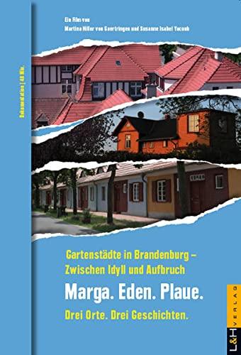 9783939629238: Gartenstädte in Brandenburg