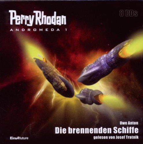 9783939648604: Perry Rhodan - Andromeda 01. Die brennenden Schiffe