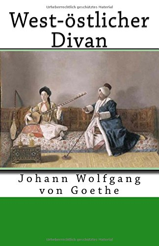 9783939690276: West-oestlicher Divan
