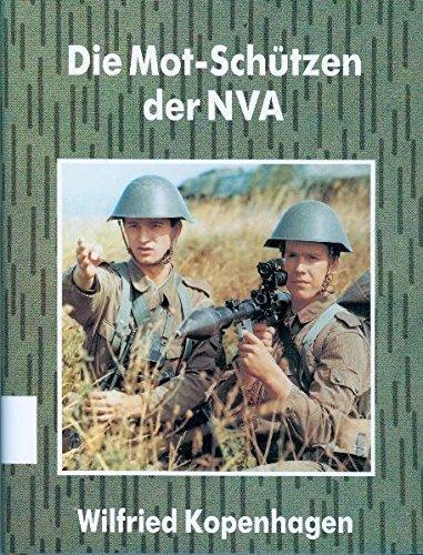 9783939700036: Die MOT-Schützen der NVA von 1956 bis 1990
