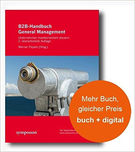 9783939707066: B2B-Handbuch General Management