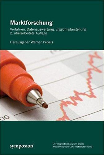9783939707233: Marktforschung. Verfahren, Datenauswertung, Ergebnisdarstellung