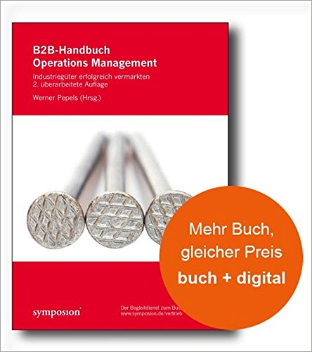 B2B-Handbuch Operations Management: Werner Pepels