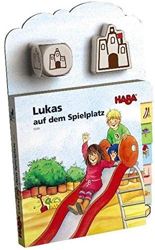 9783939709923: Lukas auf dem Spielplatz: Puzzlebuch
