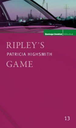 9783939716723: Ripley's Game (Hamburger Abendblatt, 13)