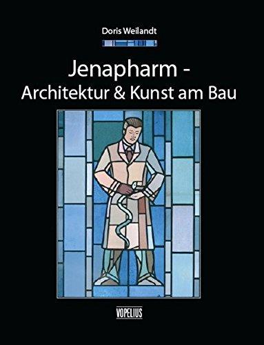 9783939718475: Jenapharm - Architektur & Kunst am Bau