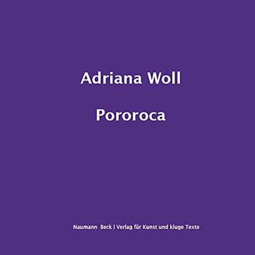 9783939755265: Adriana Woll: Pororoca