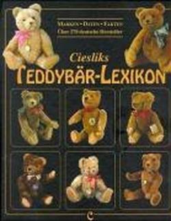 9783939806219: Ciesliks Teddybär-Lexikon