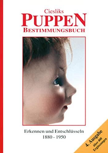 Ciesliks Puppen-Bestimmungsbuch: Jürgen Cieslik