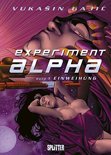 9783939823407: Experiment Alpha: Band 1 – Einweihung