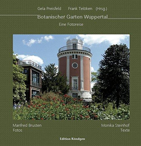 9783939843603: Botanischer Garten Wuppertal