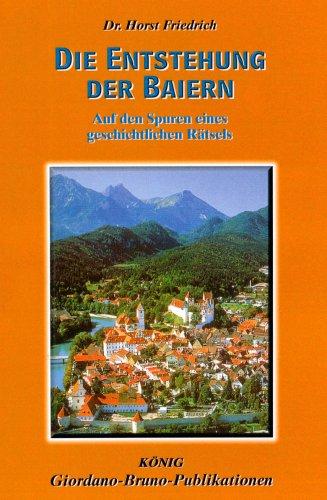9783939856054: Die Entstehung der Baiern