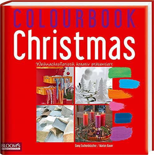 Colourbook Christmas: Hella Henckel